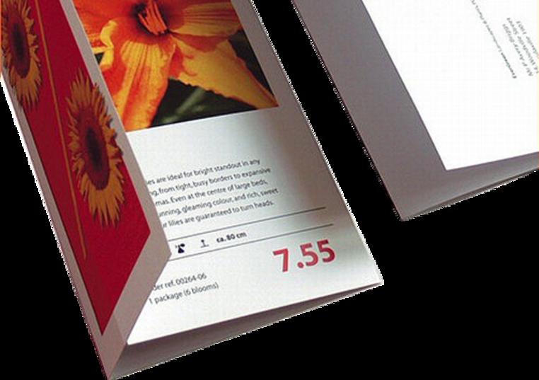 Что такое биговка открытки, открытки